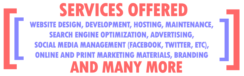NTX Easy Web offers a full range of web services including design, development, hosting, maintenance, search engine optimization and many more..